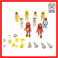 Playmobil Playmospace Astronaut Bundle 9x Figures Accessories Vintage Geobra