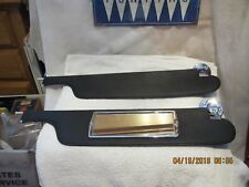 USE GM SUN VISORS 1964-72  5716816 -7A AND 571816 -2  ONE PAIR WITH A MIRROR