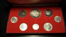 Hungary Magyar 1967 8-Coin Proof Set