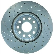 StopTech Disc Brake Rotor Front Left for Audi / Seat / Volkswagen # 227.33098L