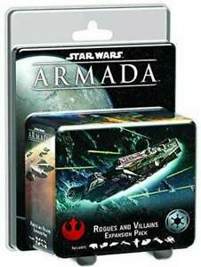 Rogues and Villains (Star Wars Armada) Expansion Pack Board Game