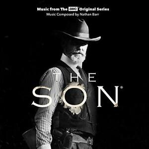 `BARR, NATHAN`-THE SON (MUSIC FROM THE ORIGINAL AMC SERIES) CD NEW