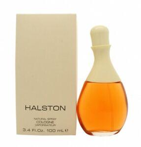 HALSTON CLASSIC EAU DE COLOGNE EDC 100ML SPRAY - WOMEN'S FOR HER. NEW