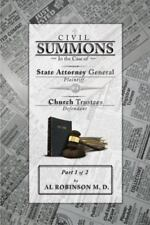 Summons: in the Case of Attorney General V. Church Trustees Part 1 Of 1 : How...