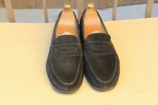 CHAUSSURE MOCASSIN JM WESTON DAIM 7 E 41 EXCELLENT ETAT MEN'S SHOES 898€