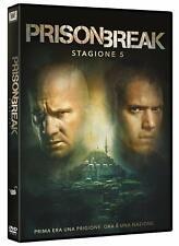 Dvd Prison Break - Stagione 5 (3 DVD) - Serie Tv .......NUOVO