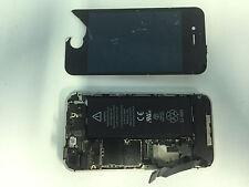 iPhone 4S para repuesto o para reparar + regalo cristal de pantalla nuevo + LCD
