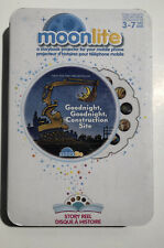 Moonlite Storybook Projector Story Reel Goodnight Goonight Construction Site B3