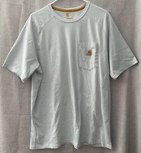 Carhartt Mens Short Sleeve Pocket T-Shirt Relaxed Fit X-Large XL