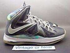 Nike LeBron X 10 Prism sz 9.5