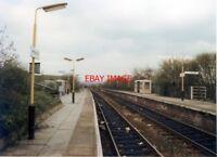 PHOTO  1989 PEMBERTON  RAILWAY STATION
