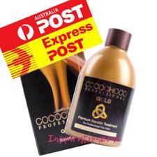 COCOCHOCO Professional GOLD Brazilian Keratin Hair Straighten Treatment 250 ml