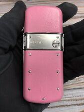 Original Brand Vertu Constellation Steel, Pink, Phone Unlocked, Luxury, Stylish