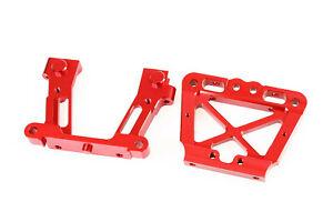 GTB CNC Alloy Rear Bulk Heads Bulkhead for HPI KM Rovan Baja 5B,5T,5SC,SS