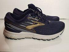 Brooks GTS 19, Size US 13  (D), Men's Running Shoes Indigo Gold