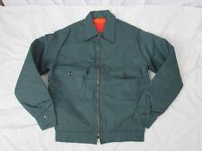 Mens Jacket IKE unlined Work Blue Green Gray Small Medium Large XL 2X 3X 4X NEW