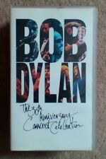 Bob Dylan The 30th Anniversary Concert Celebration VHS Video