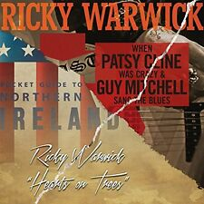 RICKY WARWICK - WHEN PATSY CLINE WAS CRAZY (AND GUY MITCHELL S [CD]