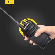 Zastone A8 10W IP66 Waterproof Walkie Talkie 10km Handheld UHF CB Two Way Radio