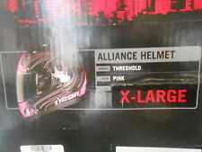New Icon IIcon Alliance Helmet 0101-5443 Size Extra Large Pink XL
