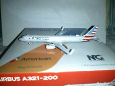 """NYJL NOULD/NG MODELS 1:400 AMERICAN AIRLINES """"CURRENT LIVERY"""" A321-200 N144AN"""