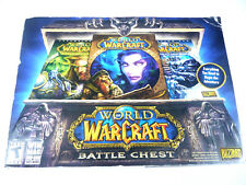World of Warcraft Battle Chest (PC, MAC 2007) + Catacysum Computer Game