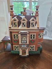 Department 56 Dickens Village Dursley Manor #58329Heritage Village