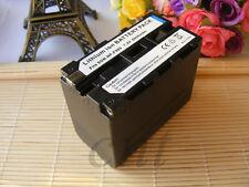 NP-F970 Battery Replacing Sony NP-F960 NP970 HVR-Z5 DCR-TRV900 PD-150 6600mAh