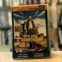 IL FERROVIERE (1956) DVD NUOVO SIGILLATO di Pietro Germi Carlo Giuffre'
