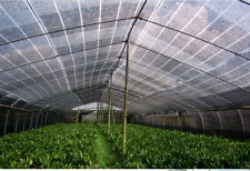 New 60% UV Black Shade Cloth Sunshade Fabric Greenhouse Shadecloth 2x15m