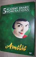 Dvd - Amelie - 2-Disc Special Edition set - Audrey Tautou