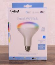 NEW Feit 65W Smart Wifi Light Bulb Color Changing BR30 Flood/Spot Works w/ Alexa