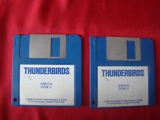 THUNDERBIRDS AMIGA 1989 DISKETTE