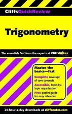 Trigonometry (Cliffs Quick Review), David A. Kay, 0764563890, Book, Good