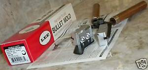 Lee 2-Cavity Bullet Mold (311 Diameter) Round Ball   # 90406   New!