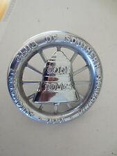 Vintage car badge for Ford Chev Chrysler Dodge Buick Pontiac