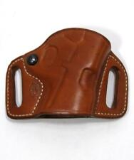 EL Paso Saddlery Co Brown Leather 1911 .45 Govt Holster Right Hand RH