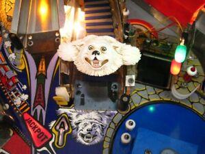 THE ADDAMS FAMILY PINBALL - POLAR BEAR [pinball flipper MOD]