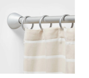 Tension Aluminum Shower Curtain Rod 29in-40in Target Made By Design