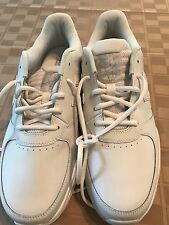 SAMPLE New Balance Men'S 500 Leather/Cross-Trainer-Shoes white MA500AW1 size 9.5