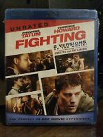 Fighting Unrated Blu-Ray Disc SEALED NEW