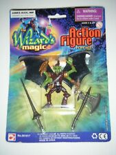 Chap Mei The Wizards Magic NOCTURNA Action Figure Play Set