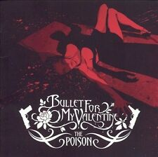 THE POISON BY BULLET FOR MY VALENTINE CD NEW SEALED