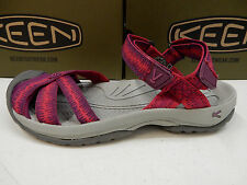 KEEN WOMENS SANDALS BALI STRAP PURPLE WINE DARK PURPLE SIZE 8