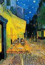 Van Gogh # 21 cm 50x70 Poster Affiche Plakat Cartel Stampa Grafica papiarte