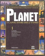 PLANET - I CAPOLAVORI DELL'UOMO - VOL I° - EUROPA OCCIDENTALE