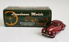 Lansdowne Models LDM 31, 1947, Bristol 400, - Superb Mint Condition