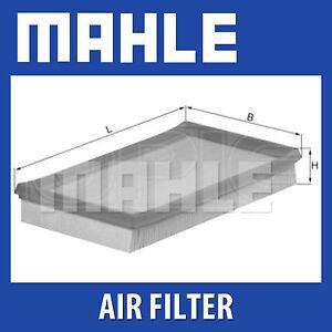 Mahle Air Filter LX1148 - Fits Suzuki Ignis - Genuine Part