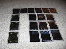 Supernatural Season 1 Inkworks NM All Chase Cards RARE Hunters Dead End