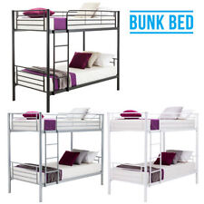 Silver Bunk Beds Bases for Children